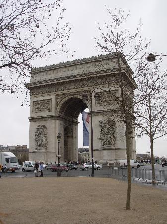 La Villa Paris : Arc de Triomphe