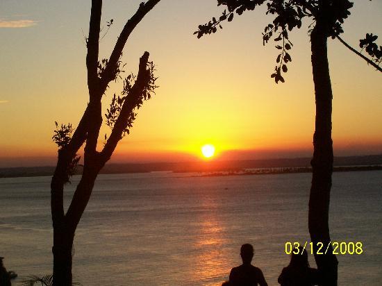 Tinharé : Una puesta de sol increíble !!!