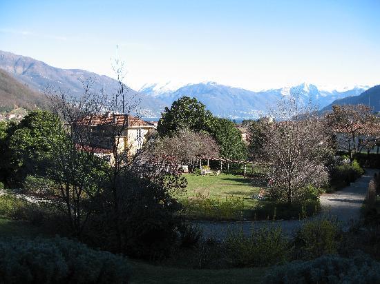 Park Hotel Villa Belvedere: vista lago