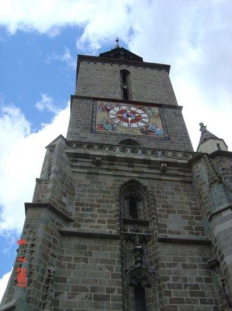 Brasov, Rumænien: Black Church (Biserica Neagra) 2