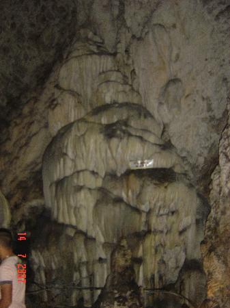 Southern Romania, Ρουμανία: Women Cave (Pestera Muierilor) 5