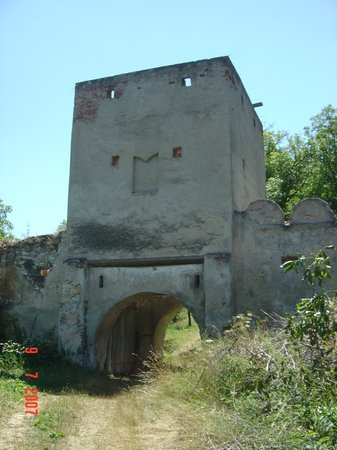 Rupea Fortified Town 1