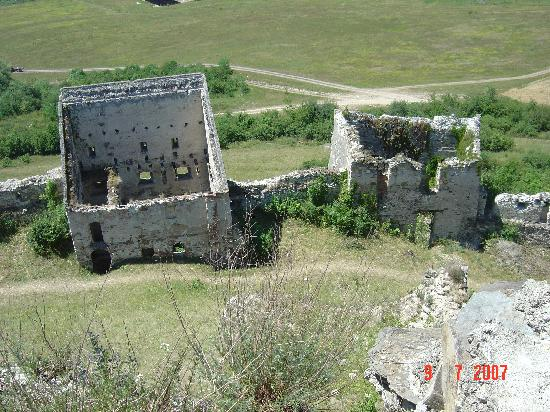 Rupea fortress: Rupea Fortified Town 2