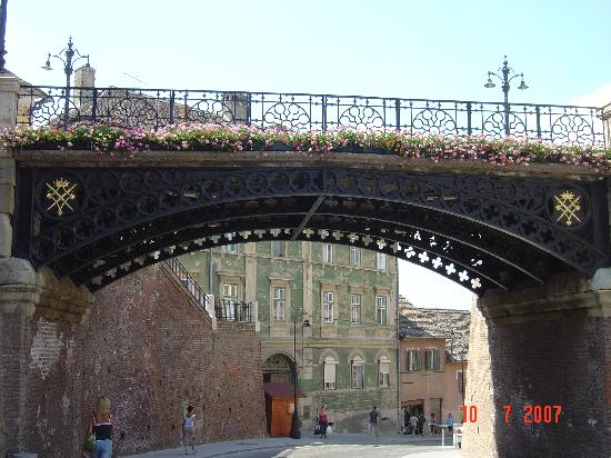 Sibiu - Liars bridge