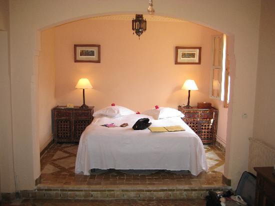 Les Deux Tours: Bedroom