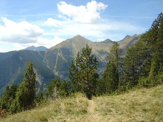 Ordino Parish, Andorra: ordino- vistas