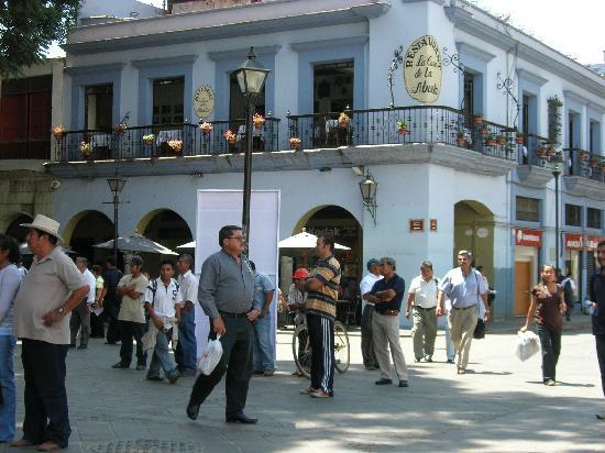 Posada Catarina Hotel: Casa de la Abuela (resto favori)