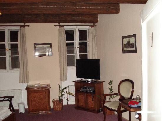 Hotel U Tri Bubnu: Room 11 and its mod cons