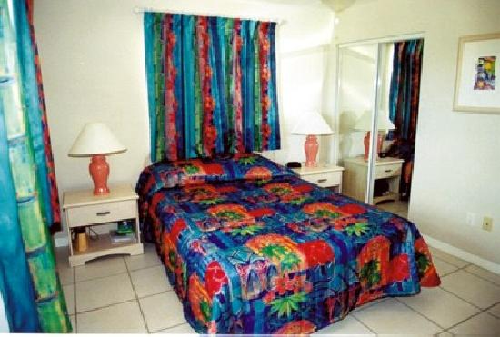 ‪‪Carib Sands Beach Resort‬: Queen-sized beds‬