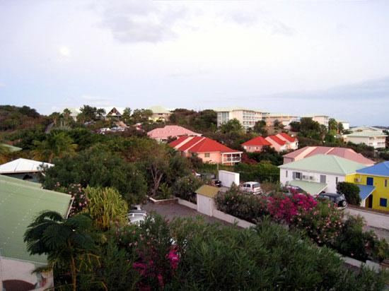 Orient Bay Hotel : View from the bedroom balcony