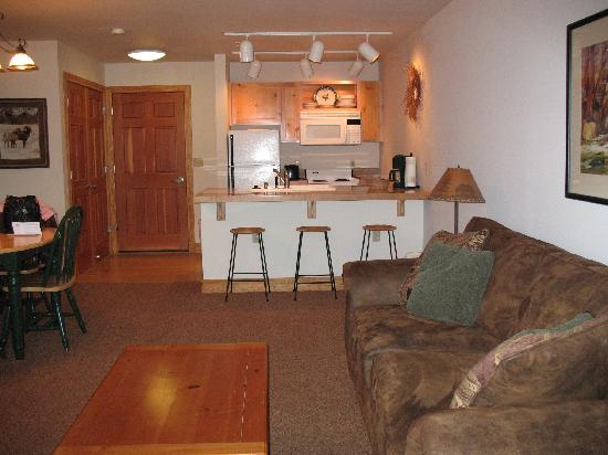 Grand Targhee Vacation Rentals: Grand Targhee Condo1