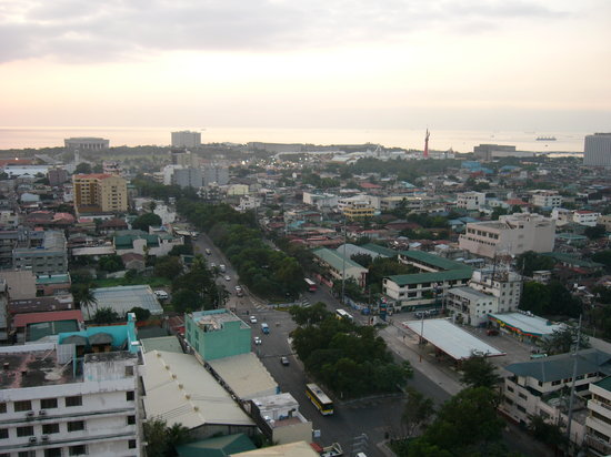 Manilla, Filippijnen: manila city view 1