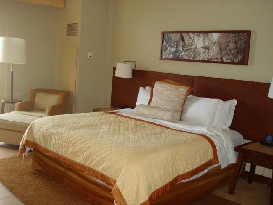 Wyndham Grand Rio Mar Beach Resort & Spa: Bed ARea