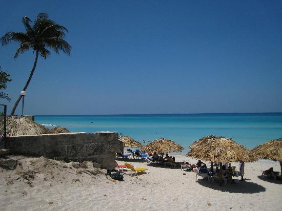 Hotel Acuazul: Beach