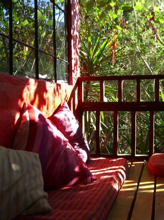 Hotel IslaVerde: Isla Verde veranda