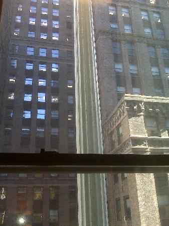 Dylan Hotel NYC: Habitación 803_vista desde la ventana 1