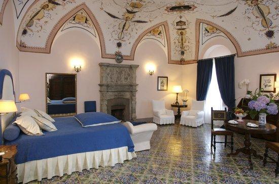 Villa Cimbrone Hotel: camera