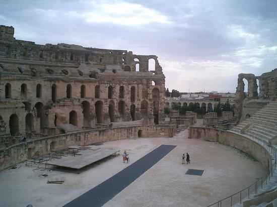 Tunisia: El Jem