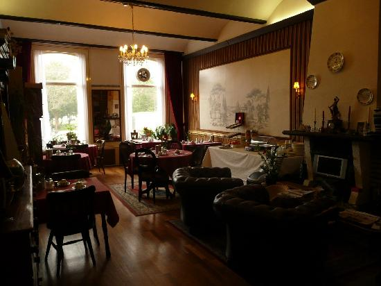Amsterdam Hotel Parklane: Beautiful Breakfast Room (2008)