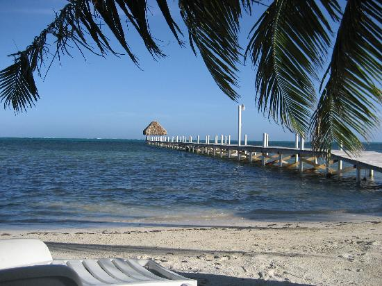 Pelican Reef Villas Resort : The Pier