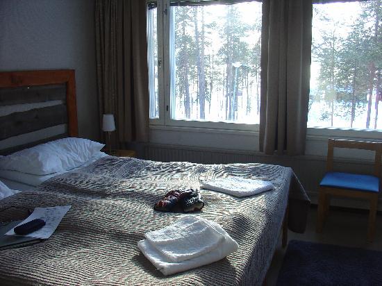 Hotel Jeris: Zimmer mit Blick zum See