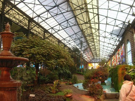 Toluca, Meksiko: Jardin Botanique