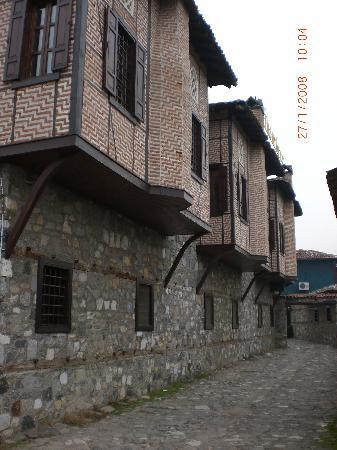 Otantik Club Hotel: Exterior Entrance