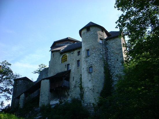 Vorarlberg, Austria: Schloss Glopper