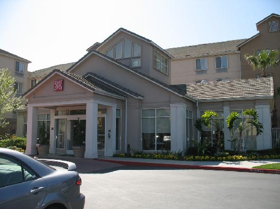 Hilton Garden Inn San Jose/Milpitas: outside