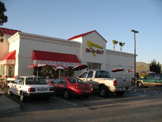 Hilton Garden Inn San Jose/Milpitas: Nearby In-N-Out