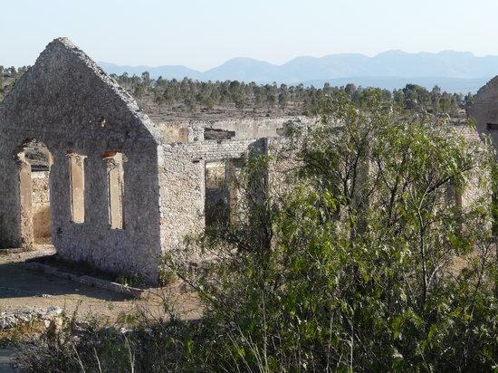กวานาวาโต, เม็กซิโก: Ruins of Pozos