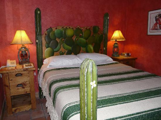 Posada de las Minas: Cactus Room