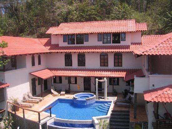 Casa MarBella: Front view