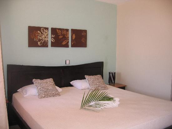 Casa MarBella: double bed