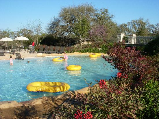 Hyatt Residence Club San Antonio, Wild Oak Ranch: Beach at Rattle Snake River