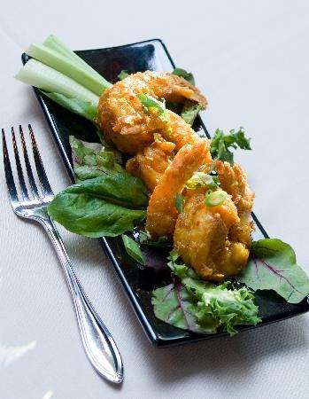 Bailiwicks on Main: Coconut Curry Shrimp
