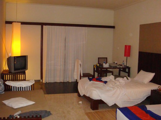 NDC Resort & Spa Manado:                   Decent and clean rooms with heater and aircon