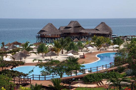Diamonds la gemma dell 39 est zanzibar island nungwi for Hotels zanzibar