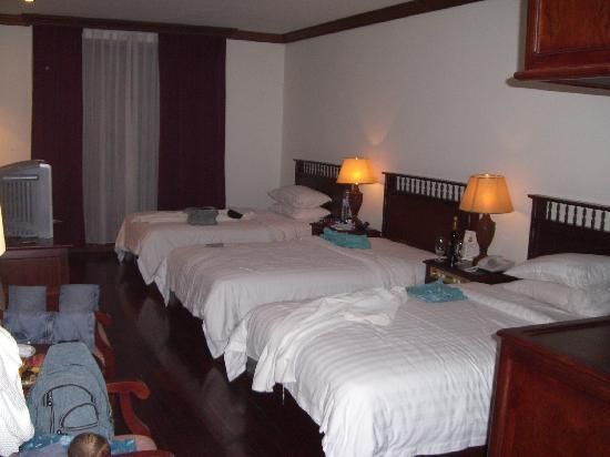 Steung Siemreap Thmey Hotel: Room
