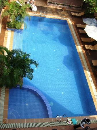 Steung Siemreap Thmey Hotel: Pool