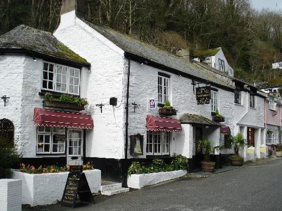 Polperro, UK: The Cottage Restaurant