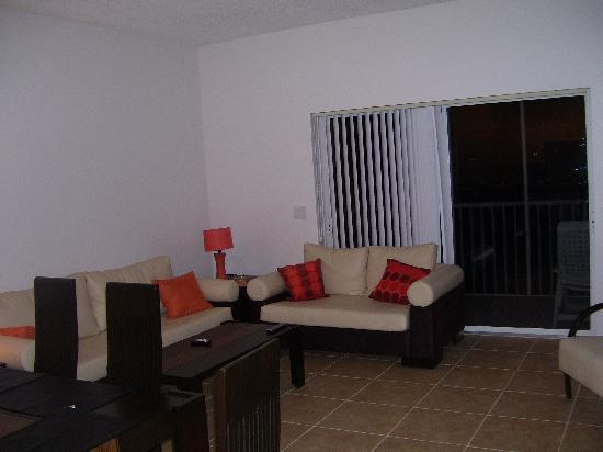 SunLake Condominiums Resort: living area