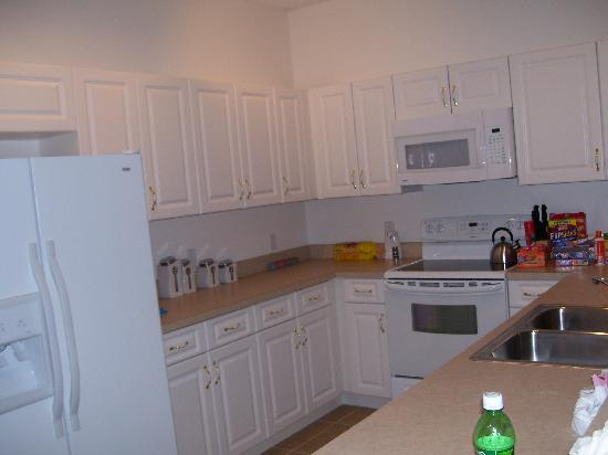 SunLake Condominiums Resort : kitchen