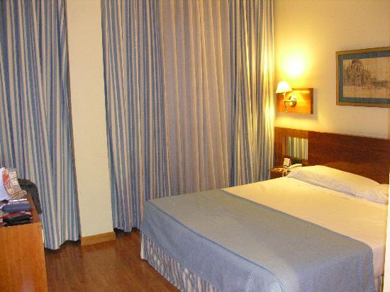 TRYP Madrid Atocha: Zimmer 315
