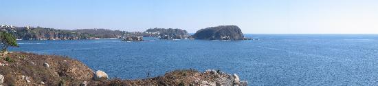 Montosa Island: Playa Guerrilla