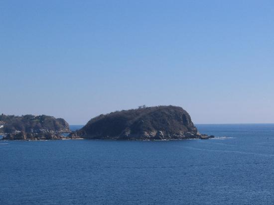 Montosa Island: Isla La Montosa