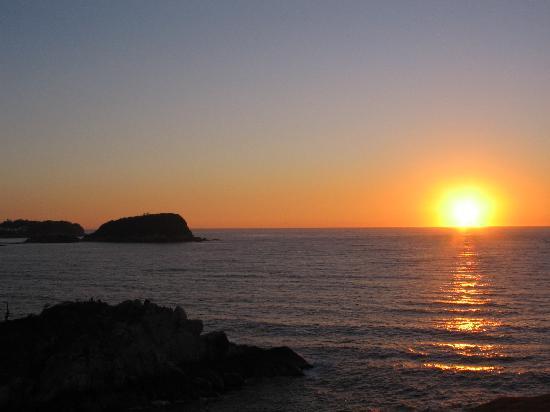 Montosa Island: Sun Rise