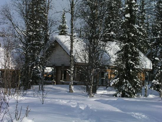 Akaskero Nature Resort: Cabin at  Äkäskero Nature Resort