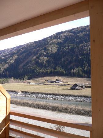Hotel Lodenwirt: Blick vom Balkon