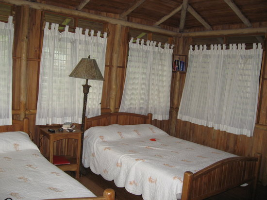La Cusinga Eco Lodge: La Cusinga standard double room